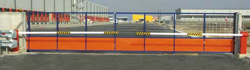 Automate barriers
